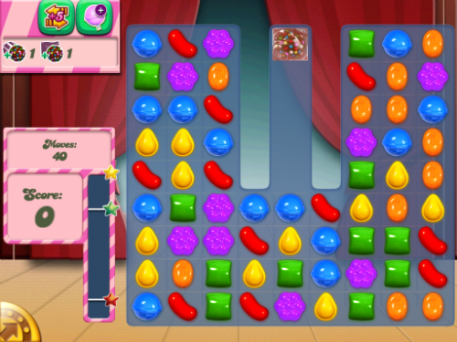 Level 208 is not impossible to beat in Candy Crush Saga.