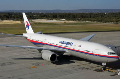 What really happened to Malaysia Airlines Flight MH370? (Image from DailyMail.co.uk)