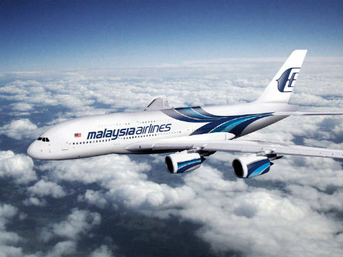 What happened to Malaysia Airlines Flight MH370? (Image from flyflytravel.com)