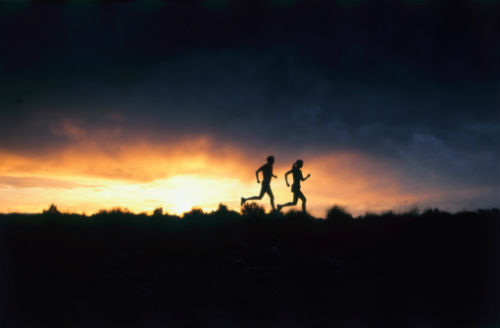 Night running can be very therapeutic and calming. (Image from puma.com)