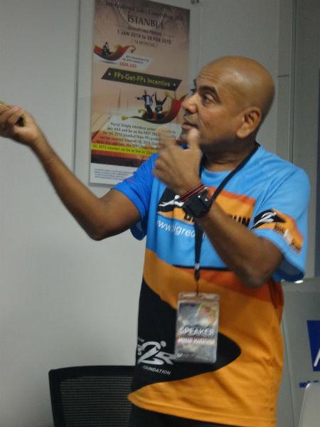 Mohan Marathon.