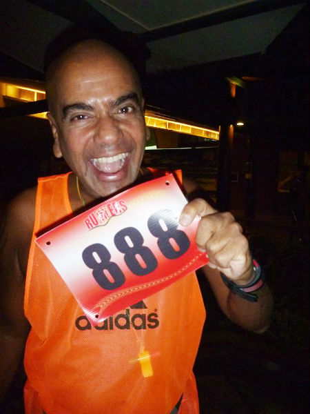 Lucky number 888!