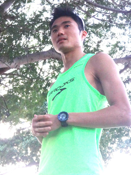 Mok Ying Ren shares tips for the Army Half Marathon.