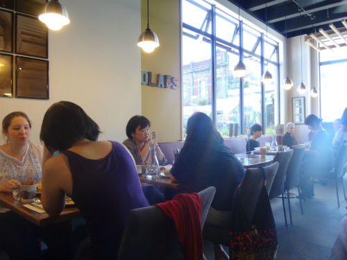 Olaf's Cafe