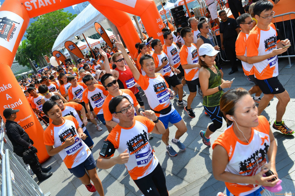 Orange Ribbon Run is back again in 2016.