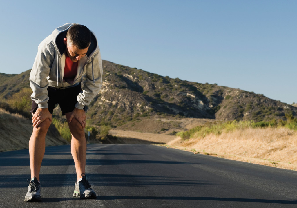 Know your effort levels so that you don't wind up overtraining. Photo by www.coachmag.co.uk