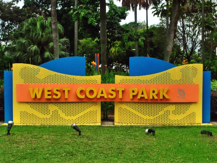 West Coast Park.