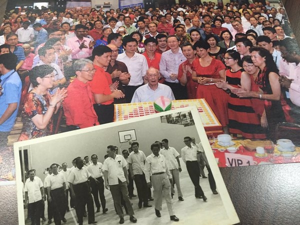 Mr Lee Kuan Yew left behind a strong legacy for Singapore. [Photo: CNA]
