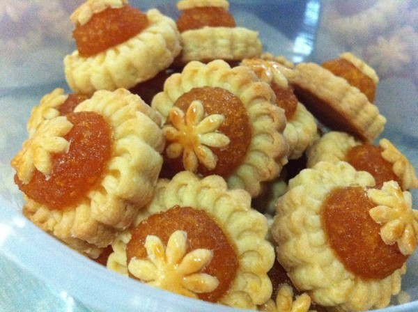 Yum. I love pineapple tarts. Do you? Photo: getactive.com.my