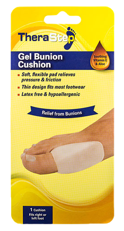 Gel Bunion Sleeve. [Photo from BunionCare.asia]