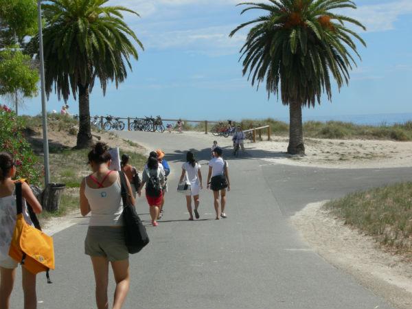 Rottnest Island near Perth, Australia.