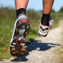 You should not be thinking about your shoes when you run.
