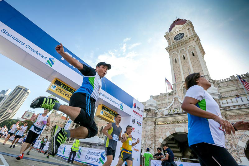 SCKLM organisers are opening up pre registration slots for loyal runners from 2016.