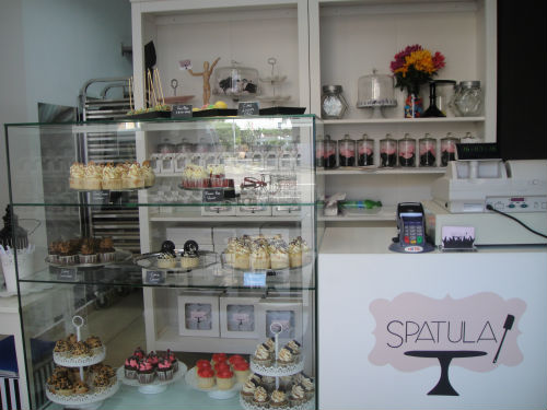 Spatula Bakery Shop.