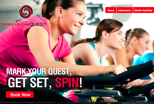 Ready, get set, and spin! (Image: Spinning Quest).