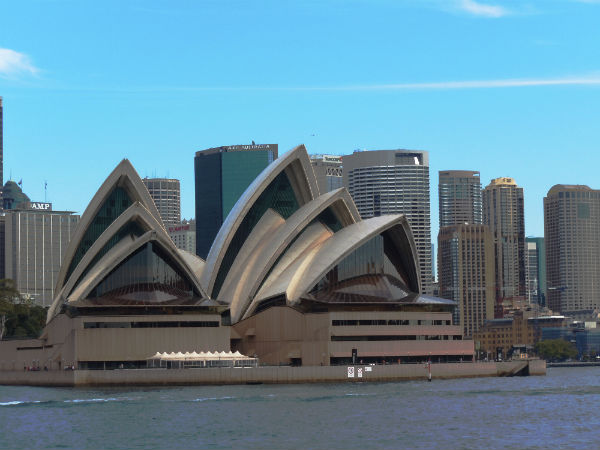 Sydney was voted No. 1 on the list.