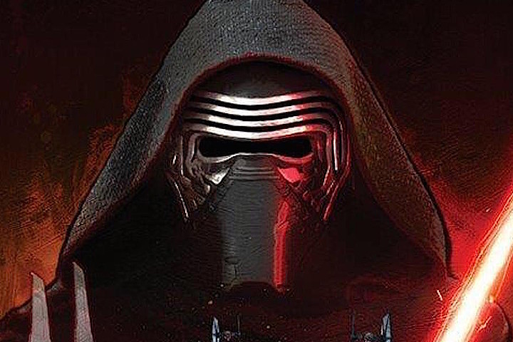 We now know who Kylo Ren is. But can he be redeemed? [Photo taken from screencrush.com]