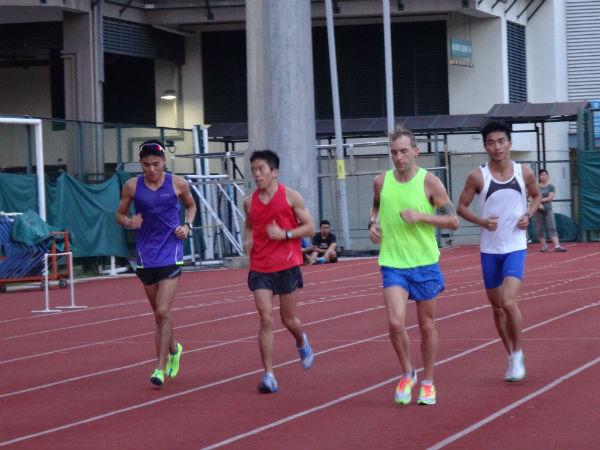 Mok Ying Ren, Ivan Low, Russell Ericksen and Fang Jian Yong.