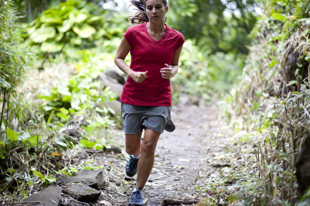 Running is good for you. But when should you take a break? [Photo by www.leaco.net]