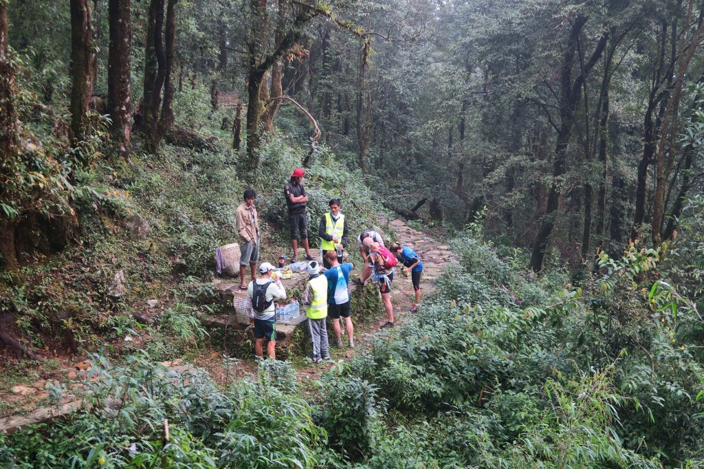 There are many things that can happen to your body during trail ultras. (Photo by asiatrailmag.com)