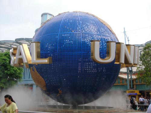 Universal Studios Sentosa (Singapore).