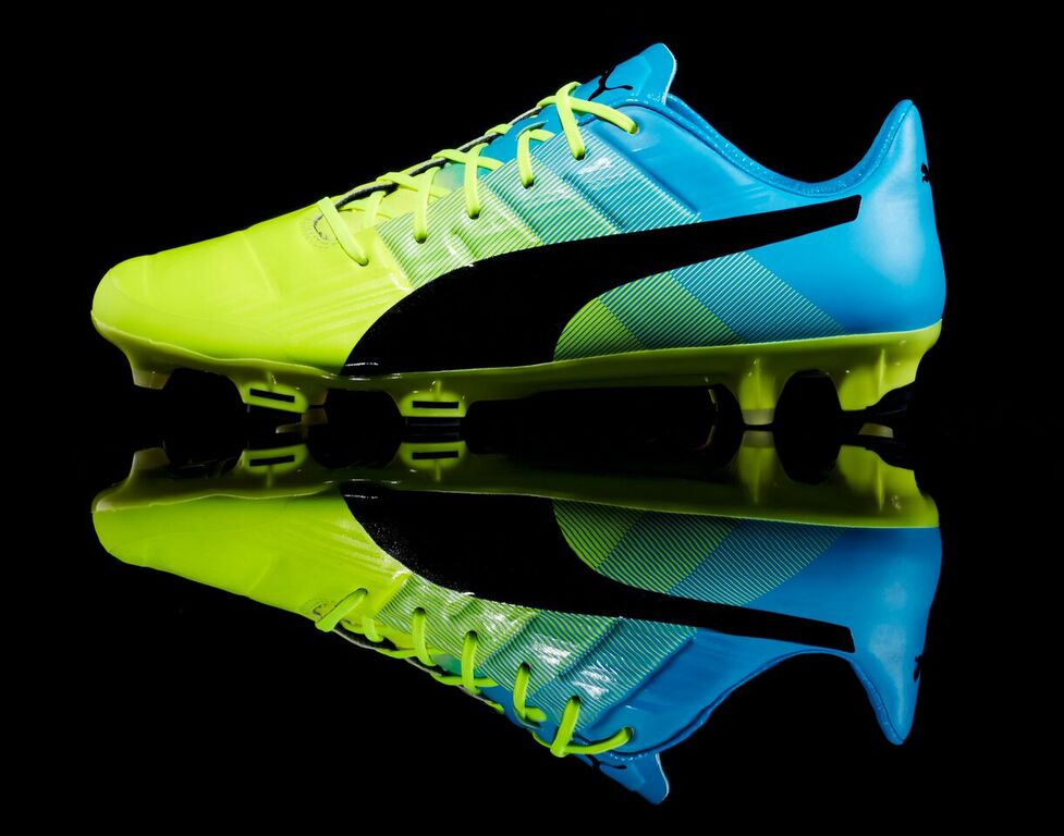 The evoPOWER boots are set to redefine the meaning of power on the football pitch. [Photo by PUMA]