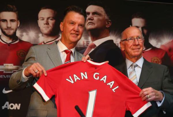 Louis Van Gaal has impressed so far as manager of Man U. (Image: metro.co.uk)