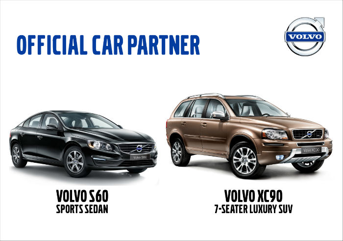 An an official sponsor, Volvo has some exciting activations planned for SCMS runners. (Image: SCMS)