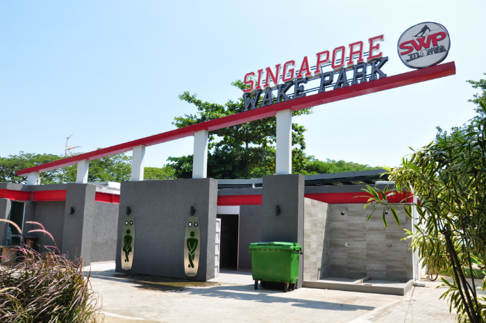 Singapore Wake Park returns after a two year hiatus.