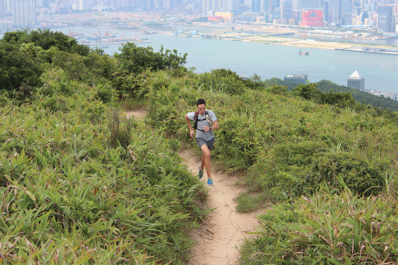 The organisers hope to educate runners about preserving the greenery in the trails. [Photo taken from liv-magazine.com]