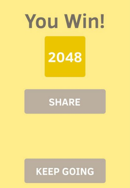 The 2048 Game can be easily beaten with the right strategy and tips.