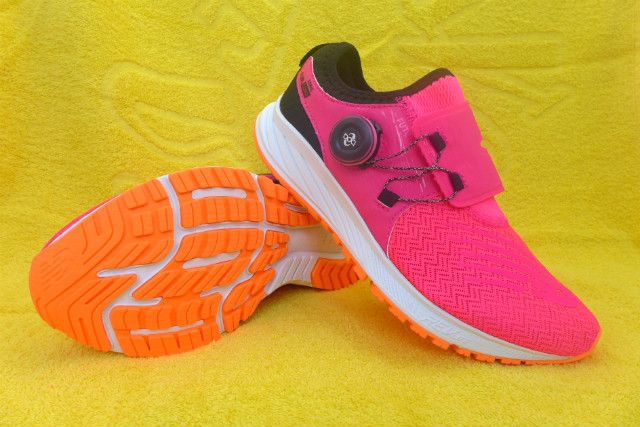 Review: NB FuelCore Sonic Running Shoes